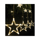 Light chain stars 4 grams +3 kl. warm white 84 LE