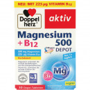 Double heart magnesium 500 2-phase 30 tablets