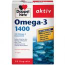 Dupla szív Omega-3 1400 30 kapszula