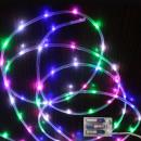 wholesale Light Garlands: LED light tube, 40 LED, multicolor,