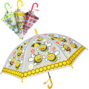 wholesale Bags & Travel accessories: Umbrella with whistle 96cm children automatic