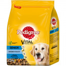Pedigree dry food 2,5kg chicken, rice & vegeta