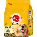 Pedigree dry food 3kg chicken & vegetables