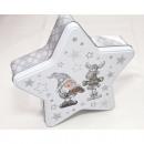 Pasta de hojalata XL en forma de estrella 22,9x22x