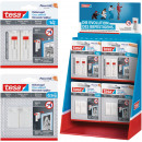 TESA Powerstripes Klebenagel 32er Display