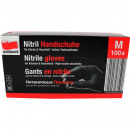 Disposable gloves Nitrile gloves 100 size M