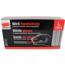 groothandel Reinigingsproducten:Wegwerphandschoenen nitrilhandschoen 100s maat L