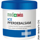 wholesale Cremes: Medi + Swiss Horse Balm ICE 250ml