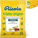 Étel Ricola 75g eredetű gyógynövény cukor nélkül