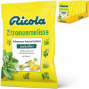 Großhandel Nahrungs- und Genussmittel: Food Ricola 75g Zitronenmelisse ohne Zucker
