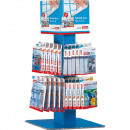 TESA Powerstripes 30s Display