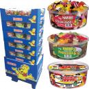 mayorista Alimentos y bebidas: Food Haribo round box EM 2020 / tatuaje en los año