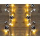 Mesebeli lámpák 20iger LED, 135cm PVC dobozban
