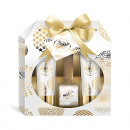 Gift set Gold Vanilla 4 pieces in window box