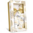 Geschenkset Goud-Vanille 3-delig
