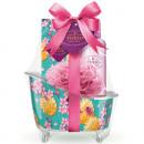 wholesale Drugstore & Beauty: Gift set Oriental-Tokyo 4 parts in bathtub
