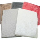 Tablecloth oilcloth 130x160cm uni rectangular
