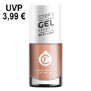 grossiste Vernis a Ongles: Vernis à ongles effet gel CF, couleur no. 126, nu