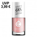 grossiste Vernis a Ongles: Vernis à ongles effet gel CF, couleur no. 129, ros