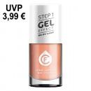 Vernis à ongles effet gel CF, couleur no. 130, nu