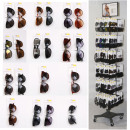 wholesale Fashion & Apparel: Sunglasses range 288 pieces in metal displ