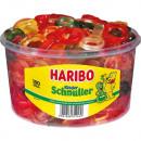 Food Haribo kerek dobozos gyermek cumi 150 db