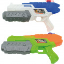 wholesale Toys: Water gun Pumpgun 32x18cm 2- times assorted mi