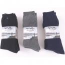 grossiste Vetement et accessoires: Chaussettes hommes 5 paires (prix fixe)
