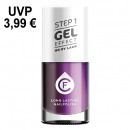 Vernis à ongles effet gel CF, couleur no. 314, vio
