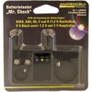 Akkumulátor tesztelő Ampercell Mr.Check