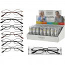 Office reading glasses 6- times assorted in the Di