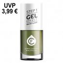 CF gél hatású körömlakk, színsz. 502, olíva zöld