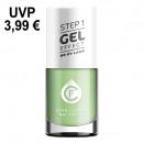 CF gél hatású körömlakk, színsz. 509, gyengéd zöld