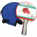 Table tennis racket Pro in a carrying case