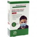 Protezione della bocca e del naso Marvitamed 3 str