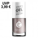 grossiste Vernis a Ongles: Vernis à ongles effet gel CF, couleur no. 601, gri