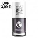 wholesale Nail Varnish: CF gel effect nail polish, color no. 611, gipsy-gr