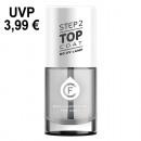 wholesale Nail Varnish: CF Gel Effect Nail Polish, Top Coat, MATT