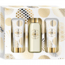 Gift set Gold Vanilla 3 parts, 105ml shower gel