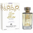 Parfüm Dales & Dunes Love Notes 100ml EDT nők