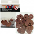 wholesale Decoration: Moth protection set 17 pieces in a printed cardboa