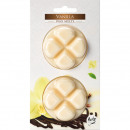 wholesale Drugstore & Beauty: Vanilla fragrance wax on blister card