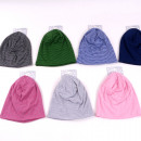 wholesale Haberdashery & Sewing: Winter knit cap children stripes double-layered
