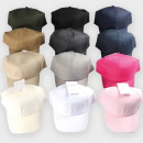 Cap Basecap 6 colors assorted - One Size