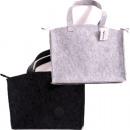 Tasche Einkaufstasche Filz ca. 36x27x6cm