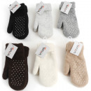 wholesale Fashion & Apparel: Winter ladies mittens with application