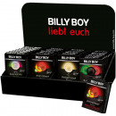Kondome Billy Boy 3er im Display 4-fach sortiert