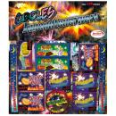 nagyker Kert és barkácsolás: GJ-FW Cool ifjúsági tűzijáték 13 db (BR