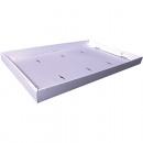 wholesale Business Equipment: Pallet cover 1165x730x80mm (vdw 2,44eb white EB
