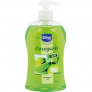 wholesale Drugstore & Beauty: Soap liquid Elina 500ml apple with dispenser